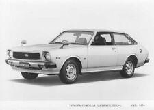 1976 Toyota Corolla Liftback TTC-L Press Photo 0013