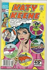 Katy Keene 22 by Archie Publication Printed 1987 Comic Book 36 pages Very Fine C