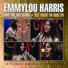 EMMYLOU HARRIS New Sealed Ltd Ed 2018 UNRELEASED LIVE 1976 CONCERT CD