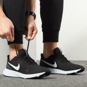 Nike Revolution 5 Sneaker Turnschuhe Laufschuhe Freizeit Herren Sport BQ3204 002