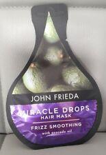 John Freida Miracle Drops Hair Mask Frizz Smoothing with Avocado Oil