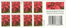 US 4816a Holiday Poinsettia forever booklet 20 S1111 MNH 2013