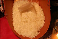 8 LBS OF ALL NATURAL SOY WAX FLAKE FORM UNSCENTED FREE SHIPPING!