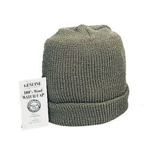 Rothco 5779 Genuine Army Olive Drab 100% Wool Watch Cap