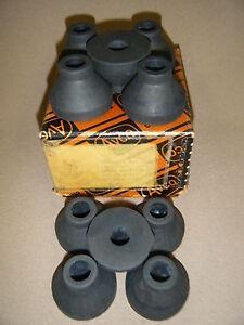 NOS Box 10 Lycoming 0435,GO435 Engine Mount Rubber Bushings,PN 60023 - Stinson