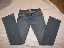 Arizona Low Rise Stretch Jeans - Size Jrs. 1 - Favorite Boot Cut
