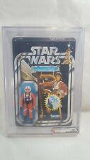 Vintage Star Wars LUKE X-WING AFA 85 MOC 20 Back-G RARE MINT Boba Fett offer
