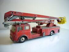 CORGI TOYS: SIMON SNORKEL FIRE ENGINE, son état d'origine, Made in GB