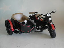 HARLEY DAVIDSON 1933 MOTORCYCLE SIDE CAR LIBERTY CLASSICS DIECAST SPECCAST 99198