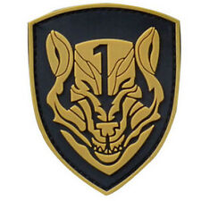 AFO Wolfpack Medal of Honor MOH USA ARMY Morale BADGE 3D PVC HOOK Patch