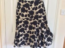 Hobbs Linen Skirt Size 8