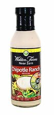 Walden Farms Natural Flavored Chipotle Ranch Dressing - 12 oz