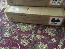 Zero Breeze Air Conditioner Mark 2 Battery.  NEW IN BOX BATTERY ONLY ... NO AC