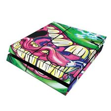Sony PS4 Console Skin Kit - Mean Green - DecalGirl