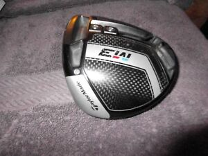 TAYLORMADE M3 440CC RIGHT HAND 9 DEGREE DRIVER HEAD ONLY