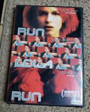 Run Lola Run (Dvd, 1999, Original in German) English Franka Potential Widescreen