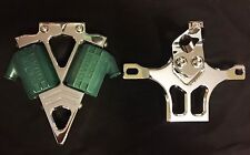 2010 TWIN CAM Gothic-Spike Coil Bracket W/ Top Motor Mount & 3 OHM COILS