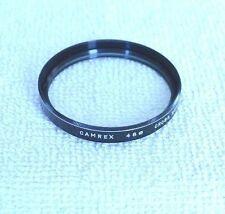 Camrex 48 mm Cross Screen Screw Mount Filter (P-7)