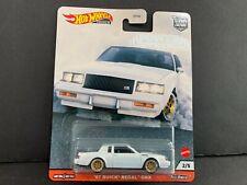 Hot Wheels Buick Regal Gnx 87 Power Trip Fpy86-956T 1/64