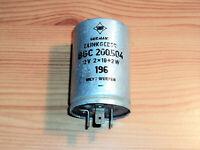 SWF BGC 200.504 12V Blinkerrelais Blinkgeber flashing relay Opel Rekord Kadett