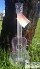 Kala Makala Waterman Clear Plastic Soprano Ukulele + Bag- MK-SWT Transparent Uke