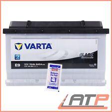 VARTA AUTO-BATTERIE 12V 70AH 640A ERSETZT 64-AH 65-AH 66-AH 68-AH 69-AH 31602832