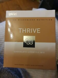 Le Vel Thrive Chocolate  Lifestyle Mix 16 Serving
