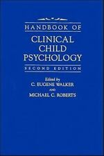 Handbook of Clinical Child Psychology, 2nd Edition