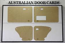 Volkswagen VW BEETLE 1967 - 1977. Door Cards, Blank Trim Panels. Pocket Optional