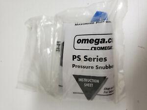 Omega M1180/0305 Pressure Snubber    Includes 14 Units