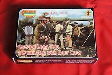 Strelets 1/72 Cresout Long Tom 155mm Gun With Boer Crew