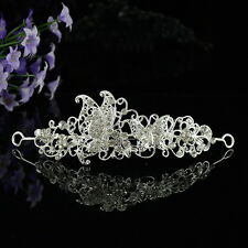 Wedding Bridal Hair Combs Flower/Butterfly Crystal Clips Bridesmaid Jewellery