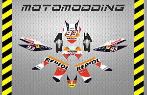 Pegatinas Derbi drd pro  stickers decals calcas decoración moto vinilos