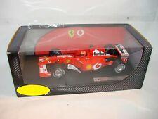 1/18 Ferrari F2002, Tabakwerbung, Vodafone Werbeverpackung, Schumacher in OVP