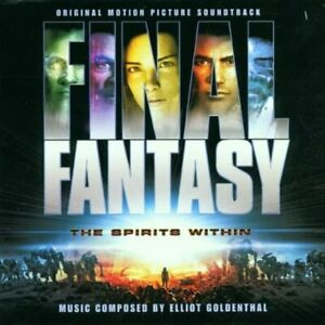Sony Music Final Fantasy The Spirits Within O.M.P.S.T. CD (NEW SEALED)