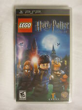 LEGO Harry Potter Years 1-4 (PlayStation Portable, PSP) Brand New, Sealed~