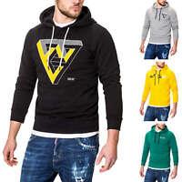 Jack & Jones Herren Hoodie Kapuzenpullover Herrenpullover Sweater Sportlich
