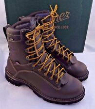 "New DANNER 17305 8"" Brown Quarry Work Boots Men's Size 11 D (US) RETAIL $270"