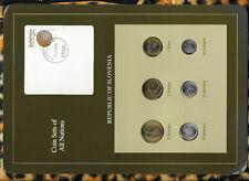 Coin Sets of All Nations Slovenia 1992 -1993 UNC 1 Tolar & 10,20 Stotinov 1992
