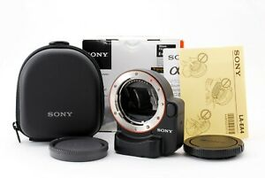 """""""Almost Mint w/Box"""" Sony LA-EA4 A-Mount to E-Mount Lens Adapter From Japan FedEx"""