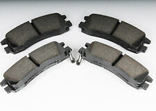 GM OEM Brake-Rear Pads 19152685