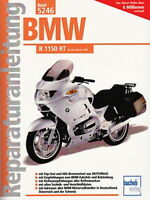 BMW R-1150 RT ab 2001, Reparaturanleitung Reparatur-Buch/Handbuch/Wartung/Pflege