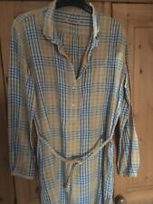 Levis Vintage Checked Shirt Dress 12
