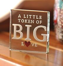 Spaceform Token Of Big Love Romantic Love Gifts For Her Him 1836