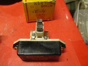 MERCEDES-AUDI-FIAT---NEW--BOSCH 30-062--0192-052-004--Voltage Regulator-