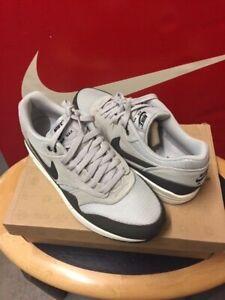 Nike air max 1 PRM granite/deep smoke     brand new  uk 10  usa 11