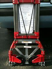Milwaukee 150 lbs. Capacity Folding Foldable Hand Truck Trolley Dolly - Bran-New