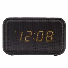 4242AT Advance Time Technology Bluetooth Alarm Clock with USB Charging Port