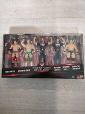 WWE AJ Styles metalfigs Superstar Die-Cast Metal Figure Neuf envoi gratuit