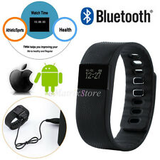 TW64 Sports Fitness Activity Tracker Smart Wristband Watch Bluetooth Pedometer